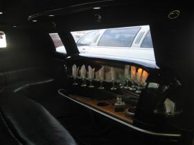 Лимузин Линкольн №11 интерьер