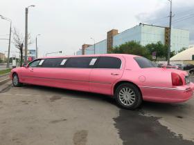 Лимузин Линкольн №2 экстерьер