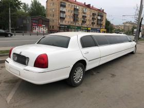 Лимузин Линкольн №1 экстерьер
